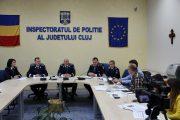 """IPJ Cluj, conferință pe tema """"ÎNTĂRIREA AUTORITĂȚII POLIȚISTULUI"""""""