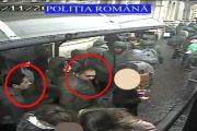 SHARE VIDEO - Poliția caută un bărbat din aceste imagini. Cei doi, într-o secundă, au lăsat-o pe o tânără fără telefon