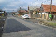 Lucrări de întreţinere pe un sector de drum județean în lungime de 42 km - Luna de Sus (DN1) – Buru, limită cu judeţul Alba