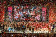 """FOTO - Cea de-a noua ediție a Galei """"10 pentru Cluj – Juniorii Clujului – Speranţele Cetăţii"""" și-a anunțat câștigătorii"""