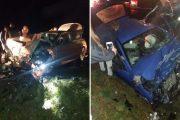 VIDEO - Accident mortal între Căpușu Mare și Gilău. Un BMW-ist a ucis o persoană nevinovată