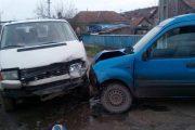 Șofer băut, accident cu 4 victime în Jucu