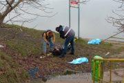 UPDATE - Descoperire șocantă în râul Someș, la Cluj-Napoca - FOTO/VIDEO
