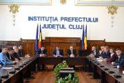 """Distincția """"ONOARE PENTRU CLUJ 2017"""", oferită de prefectul Cherecheș personalităților Clujului"""