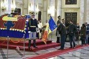 Doliu național până sâmbătă în memoria Regelui Mihai I