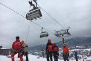 Incidente grave pe pârtiile de schi din județul Cluj. Sfaturile salvamontiștilor pentru siguranța schiorilor