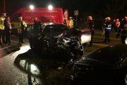 FOTO - Început de weekend însângerat, la Cluj-Napoca. Opt persoane rănite într-un accident produs pe Bulevardul Muncii