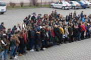 """FOTO - Trei concurenți pe un loc de polițist, în sesiunea ianuarie 2018, la Şcoala de Agenţi de Poliţie """"Septimiu Mureşan"""