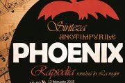 """Turneul Phoenix """"Sinteza – Rapsodia"""" ajunge la Cluj Napoca în 13 februarie"""