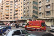 UPDATE - FOTO - A căzut de la etajul 11! Un tânăr a murit astăzi în Mărăști. Accident sau sinucidere?