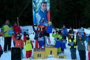 Sâmbătă, memorial de schi în Stațiunea Muntele Băișorii