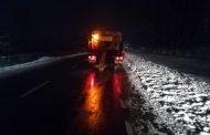 Situaţia drumurilor judeţene din Cluj în 20 noiembrie. Atenție, polei pe unele sectoare de drum!