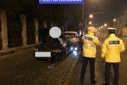 FOTO - RAR și Poliția Rutieră, razie la miezul nopții