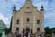 Sinagoga din Gherla, spartă de patru hoți minori