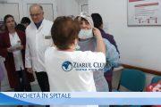 VIDEO - Anchete interne la Spitalul de Pneumoftiziologie și la cel de Boli Infecțioase