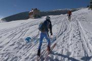VIDEO – Turul Vlădesei, pe schiuri sau în alergare. Vlădeasa Winter Trail, concursul care adună sute de iubitori ai muntelui și sporturilor de iarnă