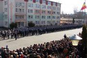 FOTO - Promoția Centenarului a Școlii de Poliție din Cluj a depus jurământul