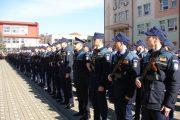 Concurență mare la Școala de Poliție Cluj