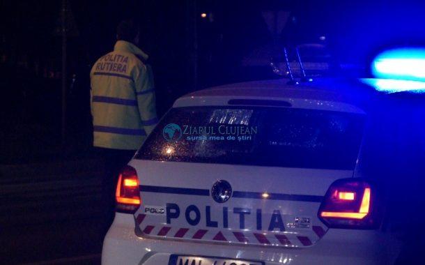 Șofer cu alcoolemie uriașă și permisul suspendat, depistat la Dej