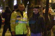 VIDEO - Cine este tânărul prins cu 10 kilograme de droguri în Cluj-Napoca. A fost reținut pentru 24 de ore