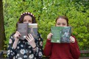Lectură publică și schimb de cărți la Grădina Botanică, de Ziua Internațională a Cărții