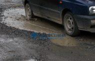 Lucrări de întreținere pe drumul județean 107T Măguri Răcătău - Măguri