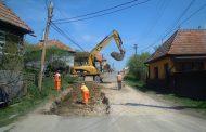 FOTO - Lucrări de întreținere pe drumul judeţean 108C (DN 1) – Ardeova