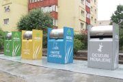 Clujul va avea 40 de platforme subterane de colectare a deșeurilor