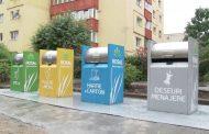 Cinci școli și licee din Cluj-Napoca au începând de azi platforme subterane de colectare a deșeurilor