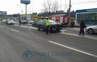 Accident cu victime pe Calea Florești. Unul dintre șoferi era beat - FOTO