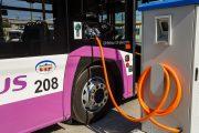 FOTO - 10 autobuze electrice au intrat în circulație la Cluj-Napoca. Ce dotări au și pe unde vor circula