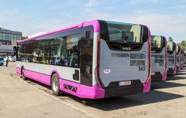 Autobuzele electrice intră în circulație săptămâna viitoare