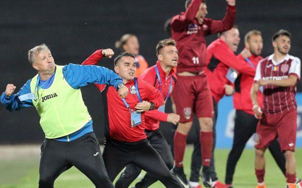 CFR e noua campioană a României la fotbal. Potaissa a luat Challenge Cup