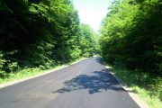 Drumul județean 103G, asfaltat între localitatea Gheorgheni și intersecția cu DN1 din Tureni