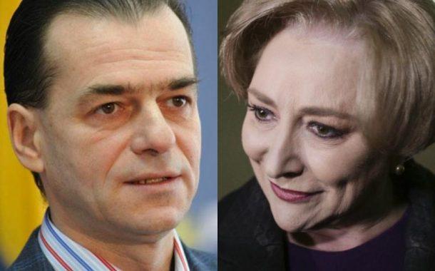 Plângere penală pe numele premierului Viorica Dăncilă. Care sunt acuzațiile