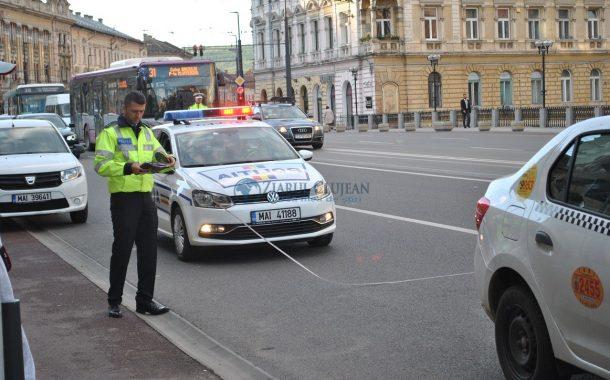 Revolta transportatorilor autorizați