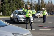 Trafic auto restricționat în centrul Clujului