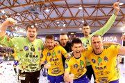 Potaissa e mai aproape ca niciodată de primul trofeu. Clujenii au zdrobit-o pe AEK în finala Challenge Cup