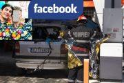 FOTO - Mesajul șocant lăsat de Radu Tudor Socol înainte de a-și da foc în benzinăria Rompetrol de pe Calea Turzii