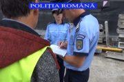 VIDEO - IPJ Cluj, IGI Cluj, IJJ Cluj și ITM Cluj, razie de amploare