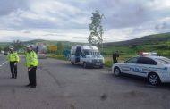FOTO - Razie în trafic! Polițiștii au verificat transporturile de persoane și cele de marfă. Ce nereguli au găsit
