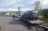 """Mașini blocate în trafic și interdicții pentru șoferi. Noi """"obligații"""" pentru conducătorii auto"""