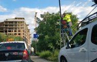 Atenție! Se amplasează semafor mobil la podul Porțelanului
