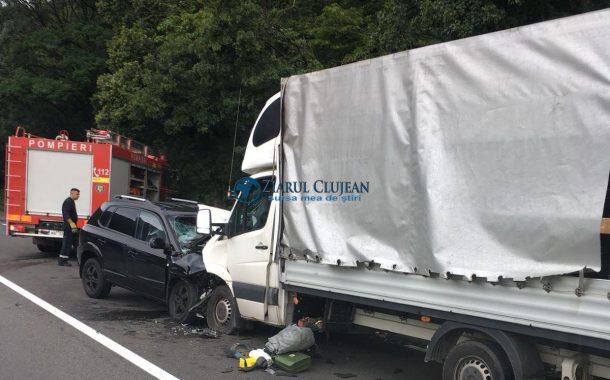 Accident mortal lângă Ciucea. Cum s-a petrecut totul