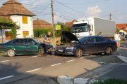 Șofer drogat, accident la trei ore după ce îl oprise un echipaj de poliție