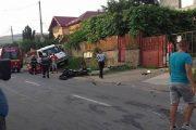 FOTO/VIDEO - Accident moto pe strada Oașului. Bikerul a murit pe loc!