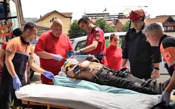 Accident grav pe strada Oașului