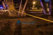 VIDEO - ATENȚIE! Cad bucăți din podul Calvaria