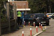 VIDEO - Bărbatul care a pus explozibil lângă mașina pompierului de la Colina S-A PREDAT!