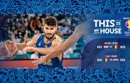 Acces gratuit pentru elevii și studenții din Cluj-Napoca la meciul de baschet România-Croația